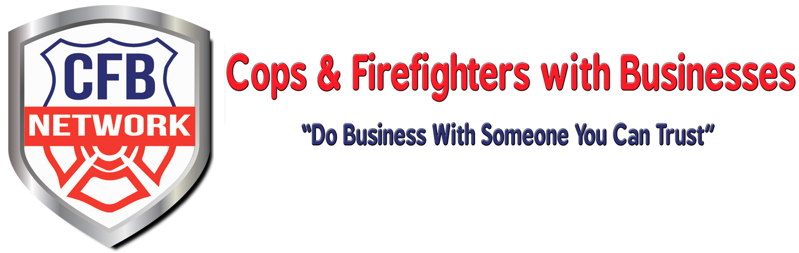 Cops & Firefighters With Businesses CFBNetwork.com