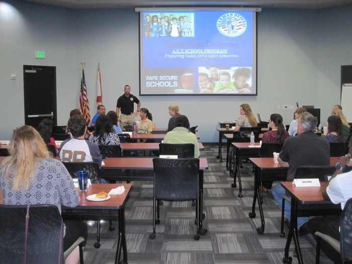 Active Threat Response Program for Businesses LECTURE by Guardian Defense - Active Shooter Training in Boca Raton FL